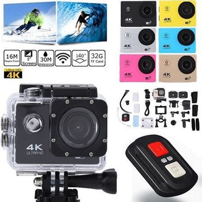 Picture of FV- S2 Action Camera 4K/30fps 16MP