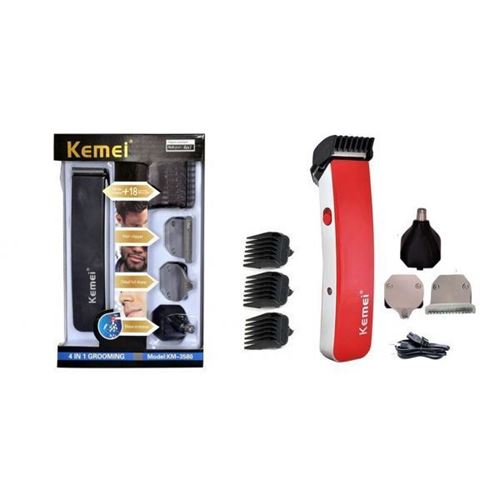 Picture of Kemei KM-3580 Professional Grooming Kit For men