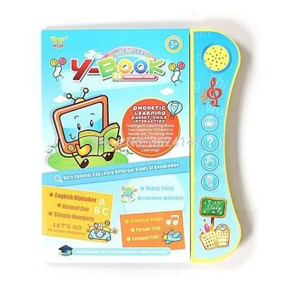Picture of Y-Book Rich content learning English Voice learning book with Educational learning toy book for kid