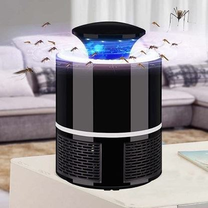 Picture of Electric Fly Bug Zapper Mosquito Insect Killer LED Light Trap- 4590