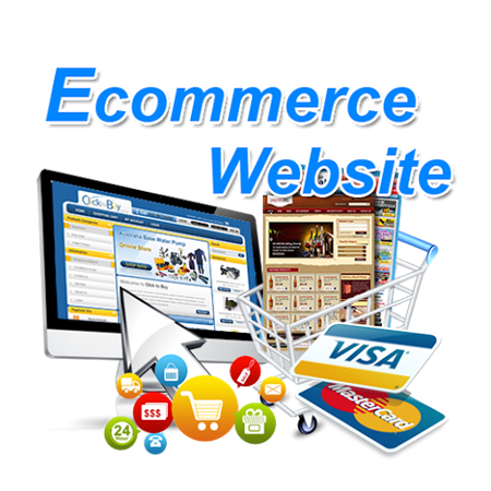Picture for category E-commerce Website