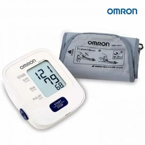 Picture of Omron HEM-7120 Automatic Blood Pressure Monitor