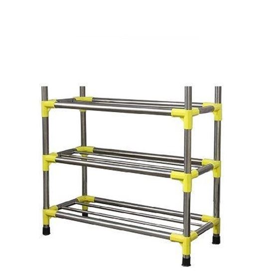 Picture of Stainless Steel Shoe Rack