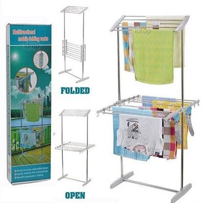 Picture of Multifunctional mobile folding racks