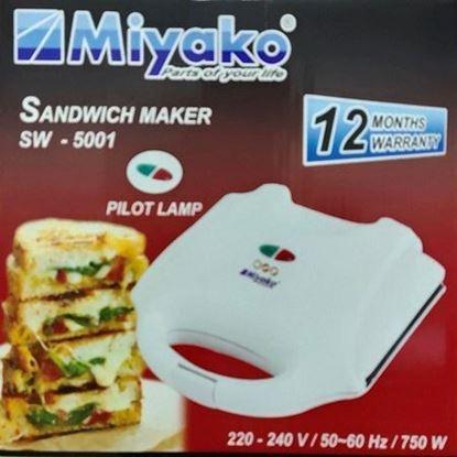 Picture of Miyako Sandwich Maker SW-5001