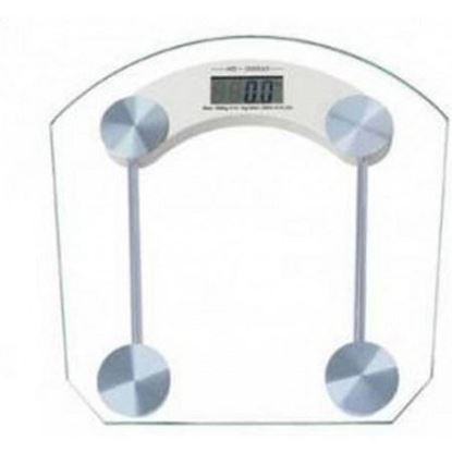 Picture of Digital Weight Machine Personal scale - Transparent