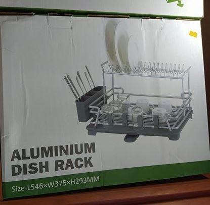 Picture of Aluminum Dish Rack
