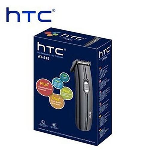 Picture of HTC AT 515 Rechargeable Cordless Hair Beard Trimmer For Men