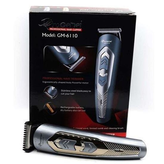 Picture of Progemei Gm-6110 Professional Rechargeable Hair Trimmers
