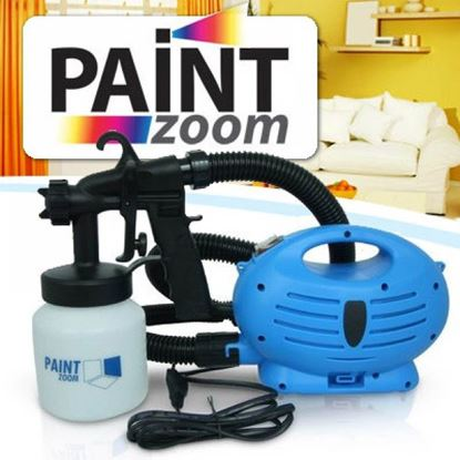 Picture of Paint Zoom Professional Electric Paint Sprayer Paint Gun