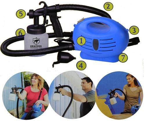 Picture of Paint Zoom Professional Electric Paint Sprayer Paint Gun