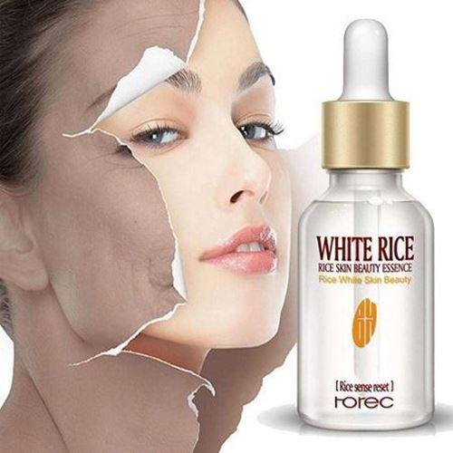 Picture of ROREC White Rice Serum Essence Moisturizing Anti Wrinkle Anti-Allergy