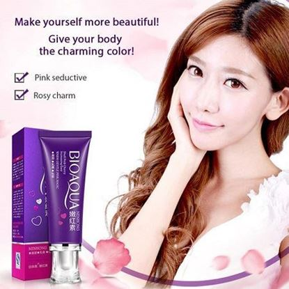 Picture of BIOAQUA Nenhong Pink Body and Face Cream 30gm