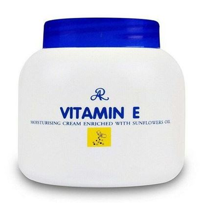 Picture of AR VITAMIN E MOISTURISING CREAM ENRICHED WITH SUNFLOWER OIL -200GM