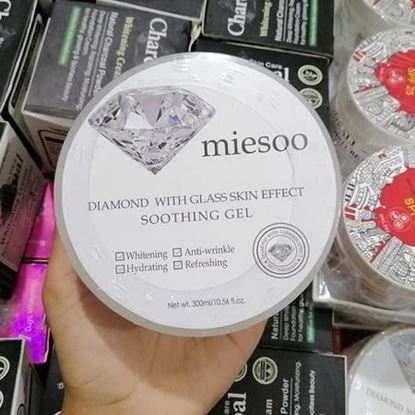 Picture of Miesoo Diamond With Glass Skin Effect Soothing Gel