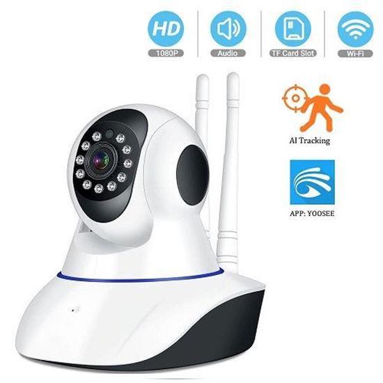 Picture of 1080P Mini Wireless IP Camera WiFi Yoosee Home Security Surveillance Camera Baby Monitor CCTV Camera