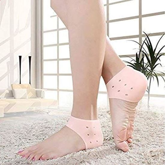 Picture of HEEL ANTI CRACK SET TO ELIMINATE FOOT CRACKS