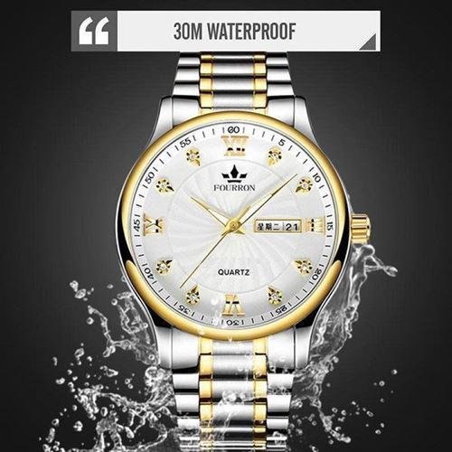 Picture of Fourron Fashion Men's Quartz Watch 3005