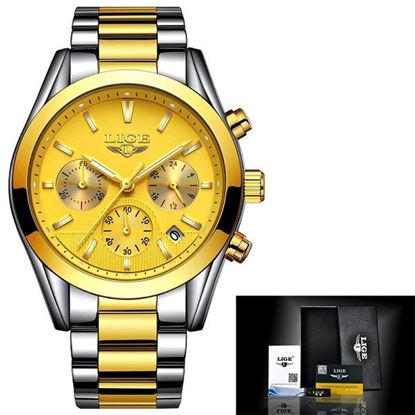 Picture of LIGE9872C WATCH MENS MILITARY WATERPROOF
