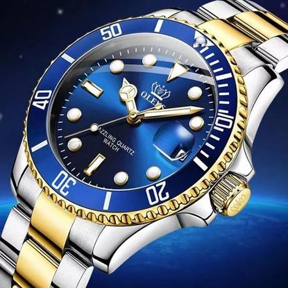 Picture of Olevs (OL- 6003)  Luxury Watch Wristwatch Mesh Swim