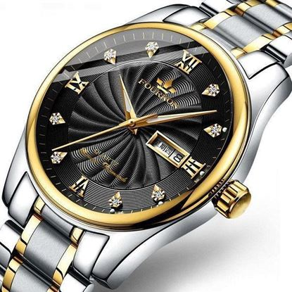 Picture of Fourron Fashion Men's Quartz Watch 3004