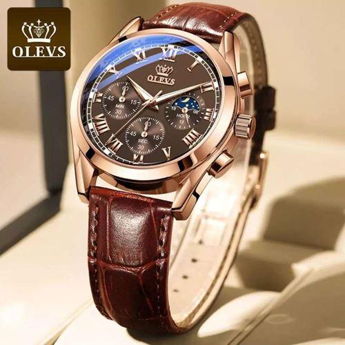 Picture of Olevs Luxury (OL- LB6001) Smart Fitness WristWatch