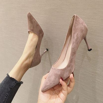 Picture of Women  High Heels Shoes Fashion WS106