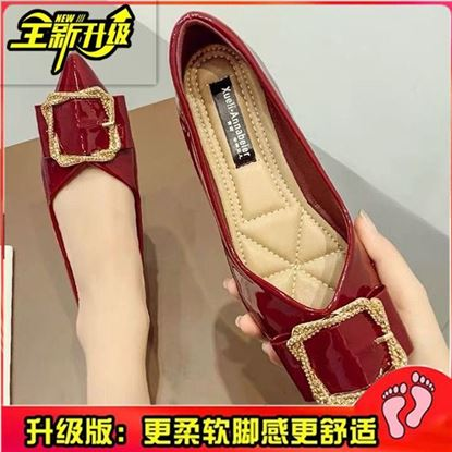 Picture of women Flat Shoes Fashion WS110