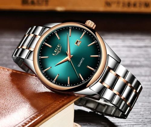 Picture of LIGE Brand 9937A Luxury Wristwatch  Relogio Masculino Sports