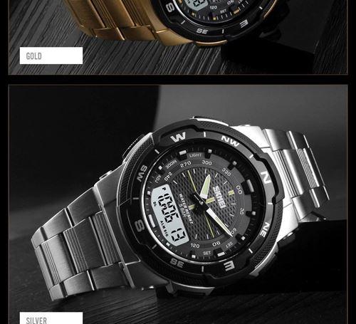 Picture of SKMEI 1370 Fashion Sport  Waterproof Watch (DS104 )