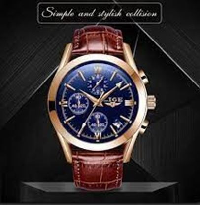 Picture of LIGE 9839L Top Brand Luxury Military Quartz Watch