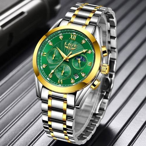 Picture of LIGE LG8912D Fashion Chronograph Watch