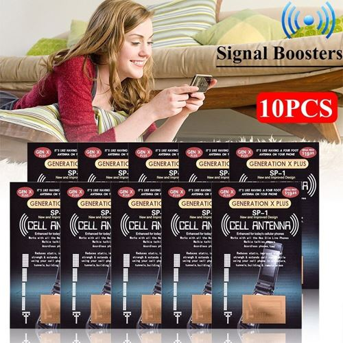 Picture of Cell Phone Signal Boosters Signal Enhancement Gen X Antenna Booster