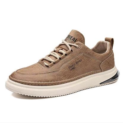 Picture of GENUINE LEATHER CASUAL SHOES