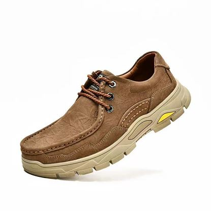 Picture of MEN'S LACE-UP PREMIUM CASUAL SHOES