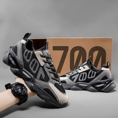 Picture of PREMIUM  CANVAS RUNNING CASUAL SHOES