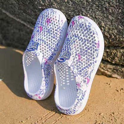 Picture of Men Women Pool Sandals Beach Slipper