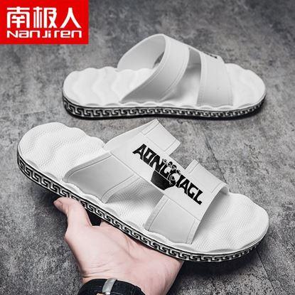 Picture of Men Sandals Summer Flip Flops Slippers