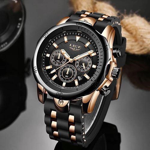 Picture of Relogio Masculino New Fashion Waterproof  Watch Men LIGE 9972
